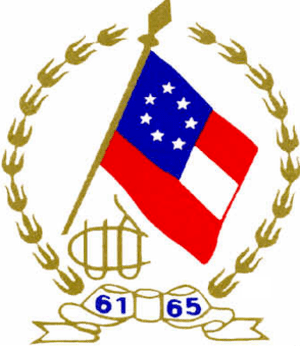 United Daughters of the Confederacy logo used ...