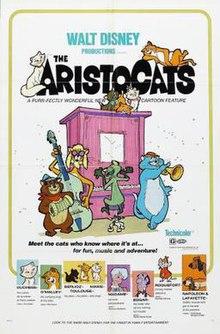 The Aristocats Wikipedia
