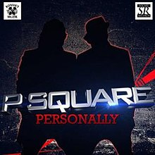 P-Square Personally Official Cover.jpg