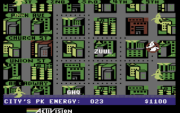 Ghostbusters (Activision) on the Commodore 64