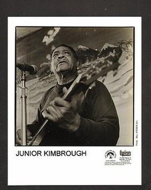 Junior Kimbrough, 1995