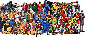 The DC Universe is home to many famous charact...