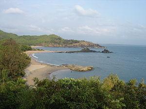 India Karnataka Om Beach