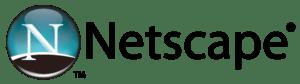 Netscape logo 2005-2007, still used in some po...