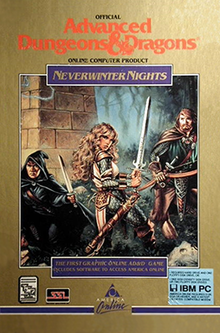 Neverwinter D&d Map : neverwinter, Neverwinter, Nights, (1991, Video, Game), Wikipedia