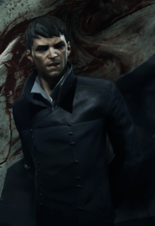 the outsider character wikipedia
