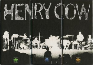 The 40th Anniversary Henry Cow Box Set
