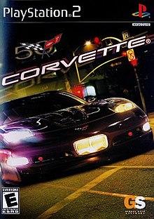 Corvette Video Game Wikipedia