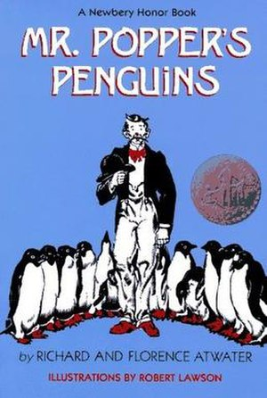 Mr. Popper's Penguins (book)