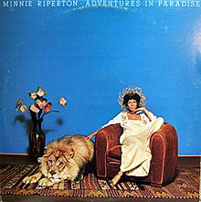 Adventures in Paradise Minnie Riperton album  Wikipedia