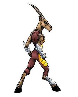 Gazelle (New-Gen)