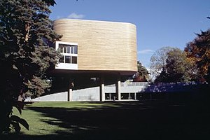 The Glucksman Gallery in UCC's lowergrounds