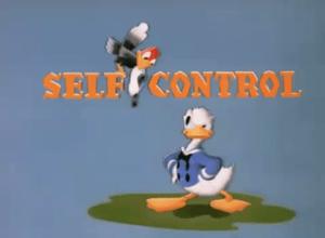 Self Control (film)