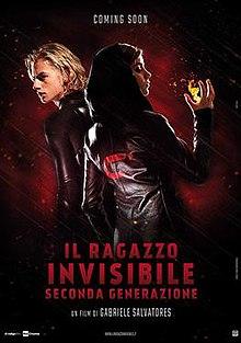 The Invisible Boy 2014 Full Movie Sub Indo : invisible, movie, Invisible, Second, Generation, Wikipedia