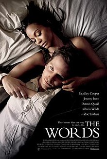 The Words 2012 Film Poster.jpg
