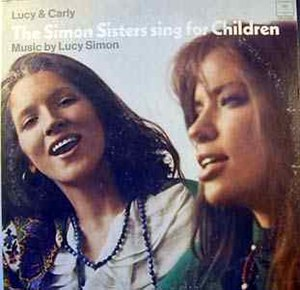 Lucy & Carly – The Simon Sisters Sing for Children