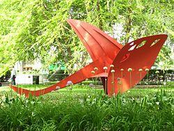 Flying Dragon Calder  Wikipedia