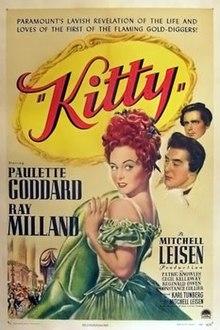 K Name Hd Wallpaper Kitty 1945 Film Wikipedia