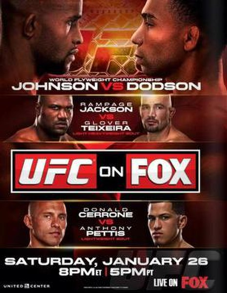 File:UFC on FOX 6.jpg