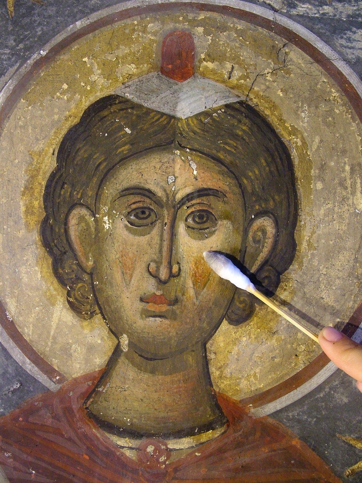 Conservationrestoration of cultural heritage  Wikipedia