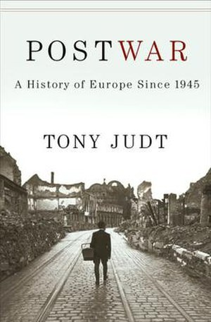 Postwar: A History of Europe Since 1945 cover