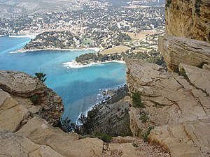 Cassis From Cap Canaille