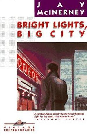 Bright Lights, Big City (novel)