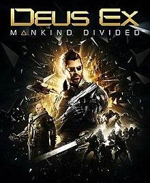 Deus Ex Mankind Divided Game Free Download