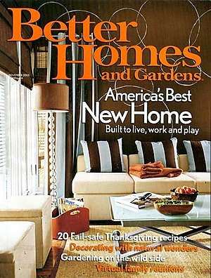 Better Homes and Gardens (magazine)