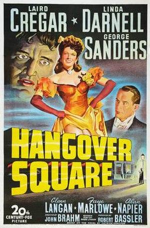 Hangover Square (film)