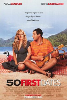 50 first dates wikipedia