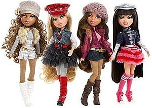 Bratz dolls from 2010