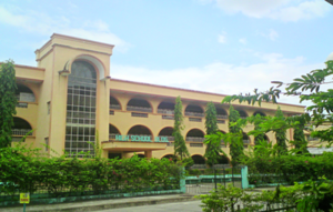 Wesleyan University Philippines  Map The Full Wiki