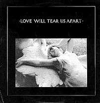 """Love Will Tear Us Apart"" cover"