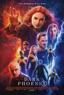 X-men: Apocalypse Distribution : x-men:, apocalypse, distribution, Phoenix, (film), Wikipedia