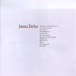 Greatest Hits (James Taylor album)