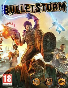 Bulletstorm Wikipedia