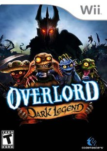 overlord dark legend wikipedia