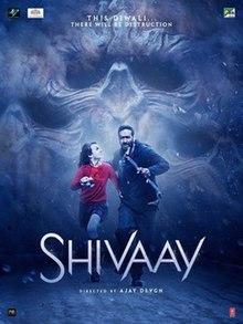 Ajay Devgan's Shivaay poster.jpg