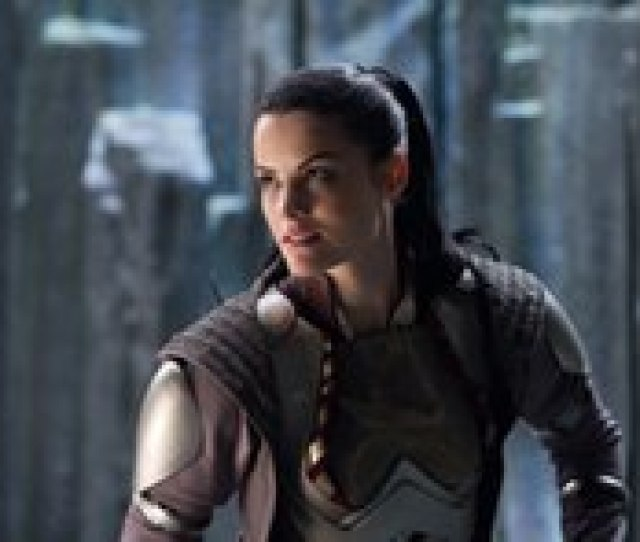 Jaimie Alexander As Sif In The  Film Thor