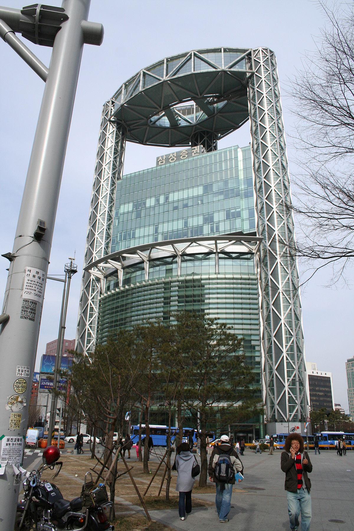 Jongno Tower  Wikipedia