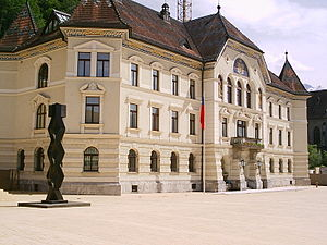 Government Building of Liechtenstein
