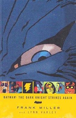 The Dark Knight Strikes Again : knight, strikes, again, Knight, Strikes, Again, Wikipedia