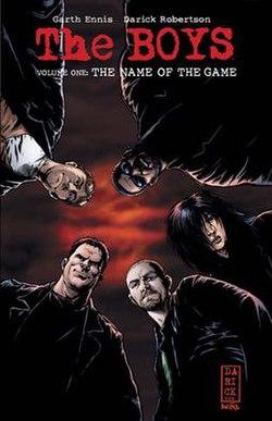 The Boys (comics)  Wikipedia