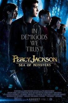 Percy Jackson La Mer Des Monstres : percy, jackson, monstres, Percy, Jackson:, Monsters, Wikipedia