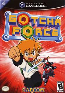 Gotcha Force  Wikipedia