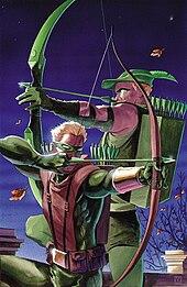 green arrow wikipedia