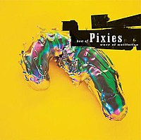 Best of Pixies cover