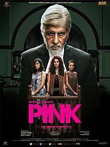 Pink (2016 Film) : (2016, film), Film), Wikipedia