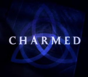 Logo for the television series Charmed. Image ...
